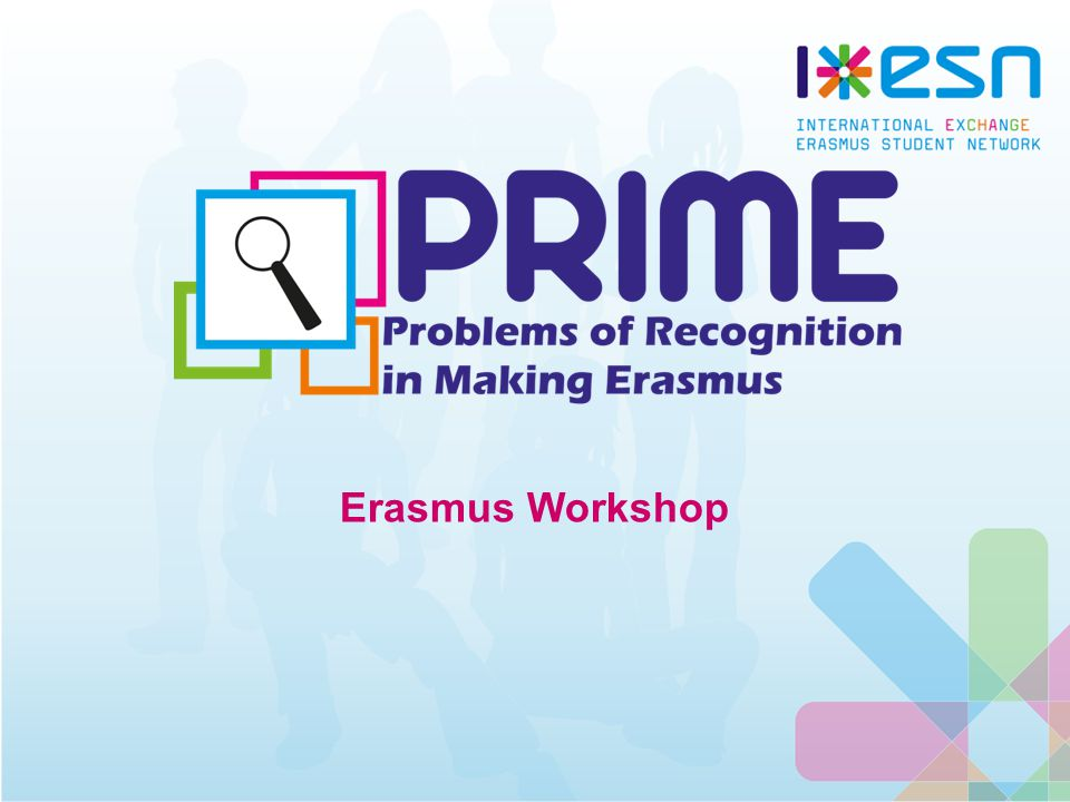 Erasmus Workshop