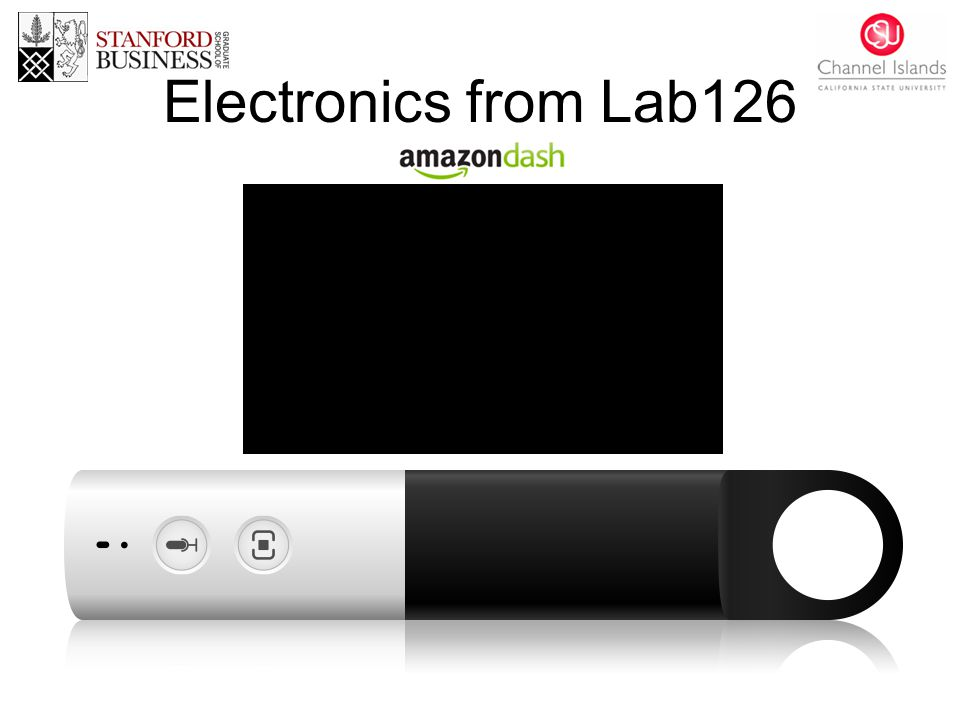 Electronics from Lab126