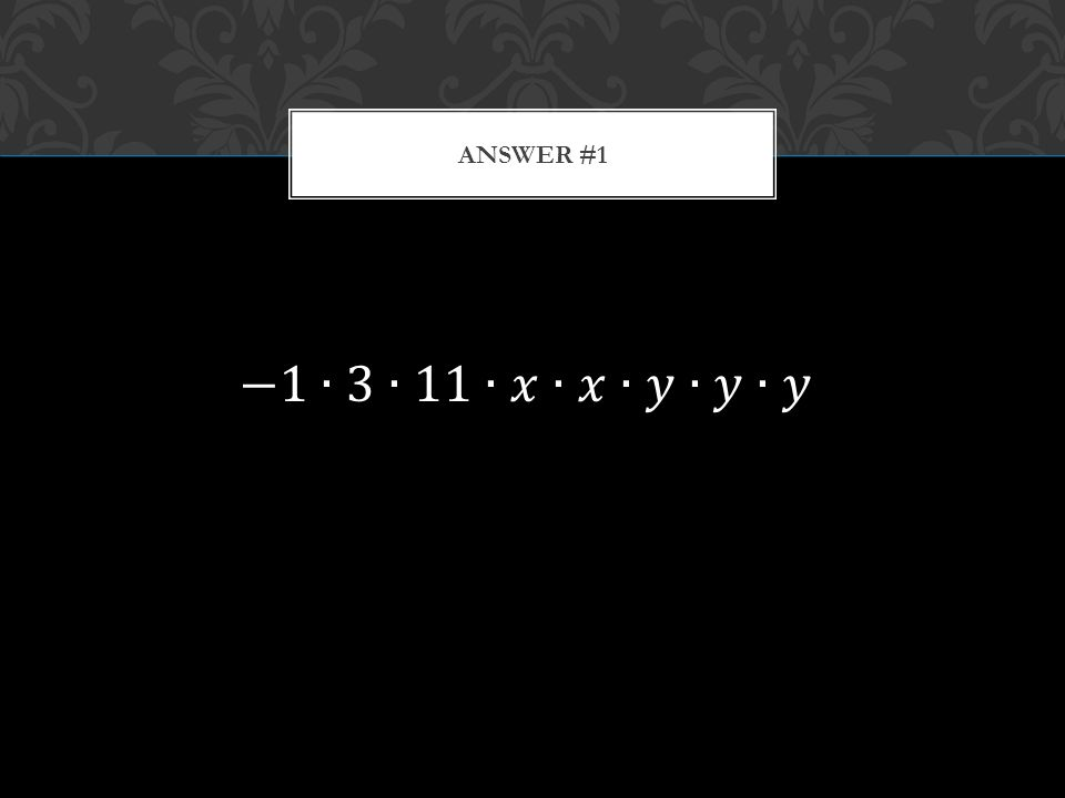 Solve each equation. Check your solutions. PROBLEM #17