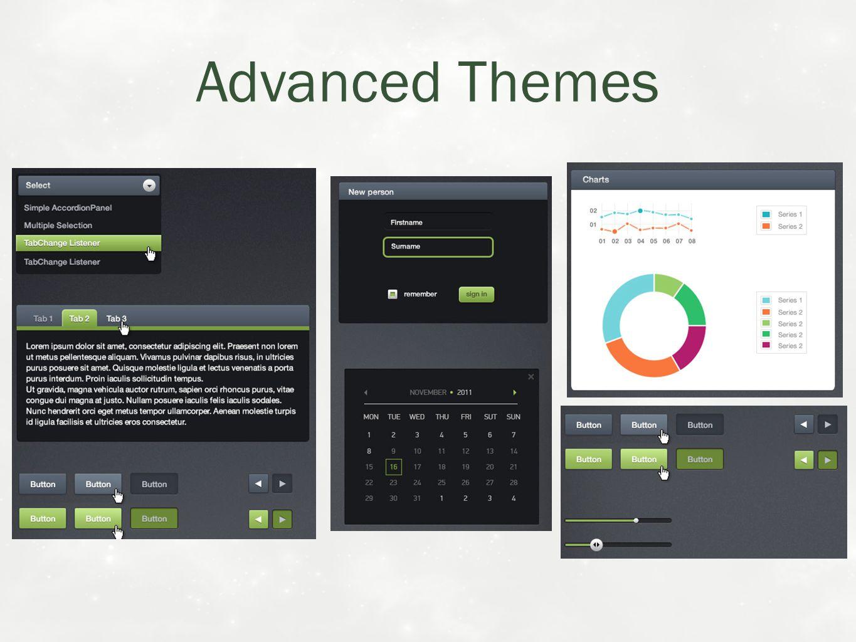 Advanced Themes