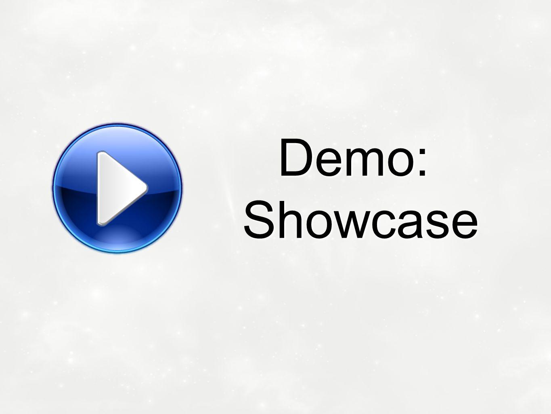 Demo:Showcase