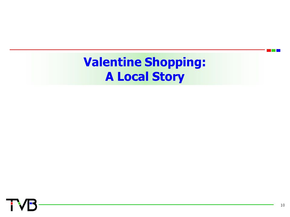 Valentine Shopping: A Local Story 10