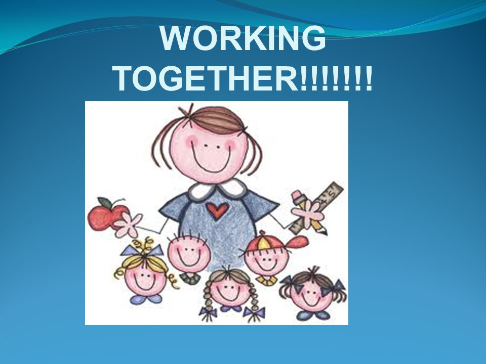 WORKING TOGETHER!!!!!!!