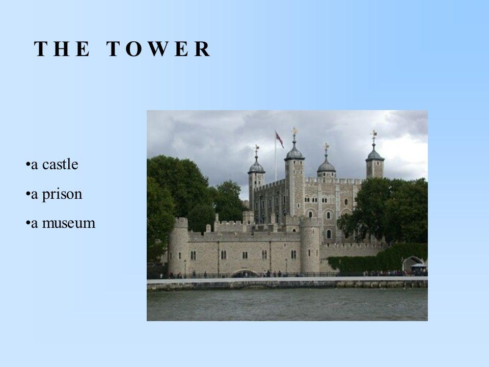 Tower Bridge Tower Bridge runs across the River Thames.
