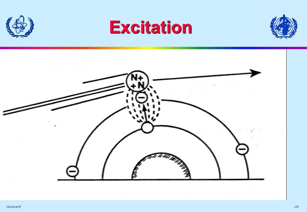 Module III - 24 Excitation