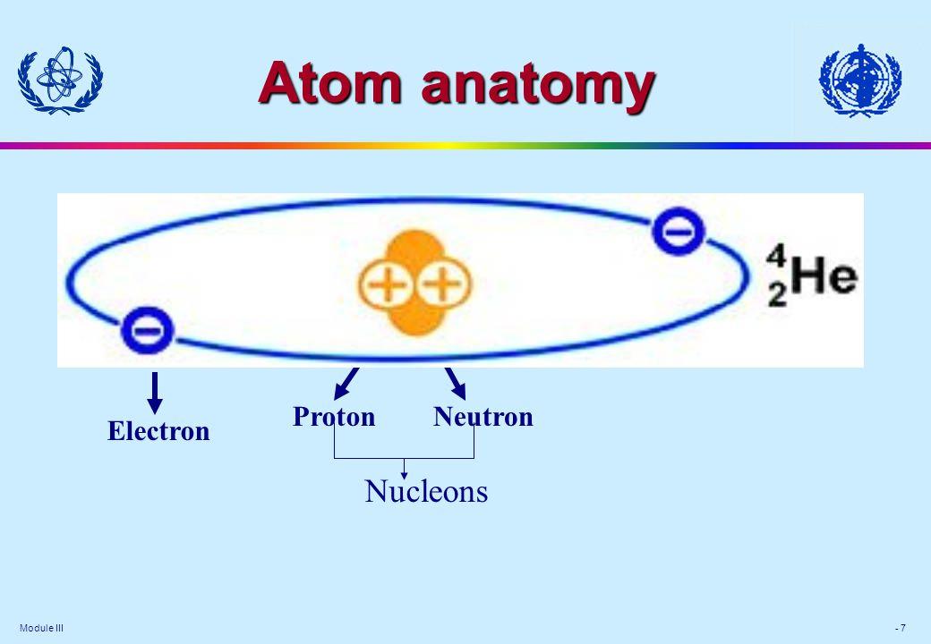 Module III - 8 Isotopes