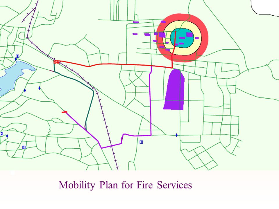 Mobility Plan for Fire Services