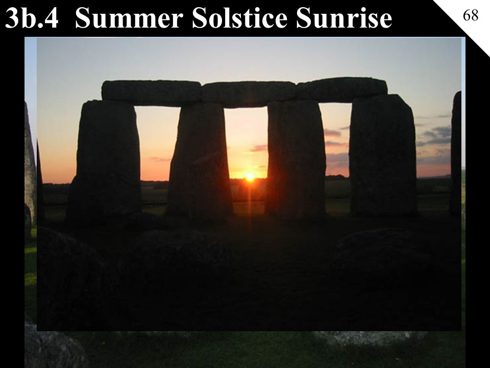 3b.4 Summer Solstice Sunrise 68