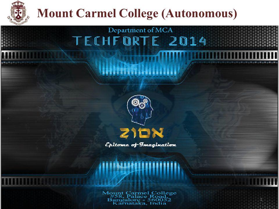 1 Mount Carmel College (Autonomous)