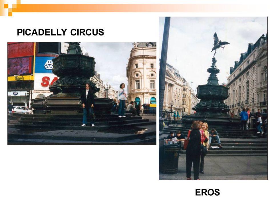 PICADELLY CIRCUS EROS