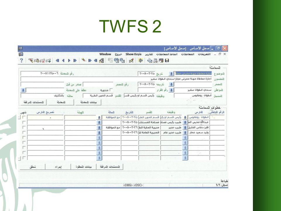 TWFS 2