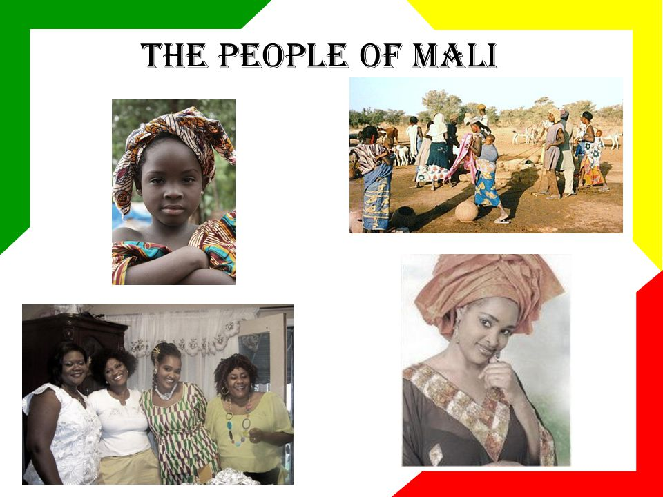 The People of Mali