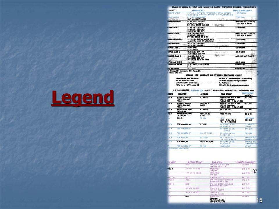 15 Legend