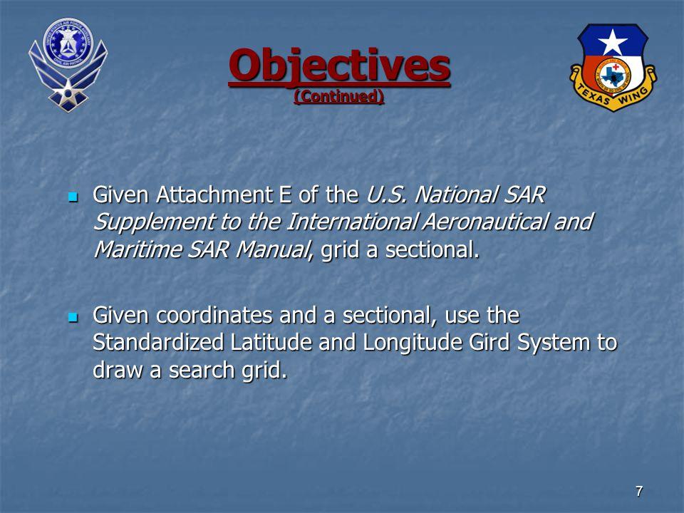 7 Given Attachment E of the U.S.