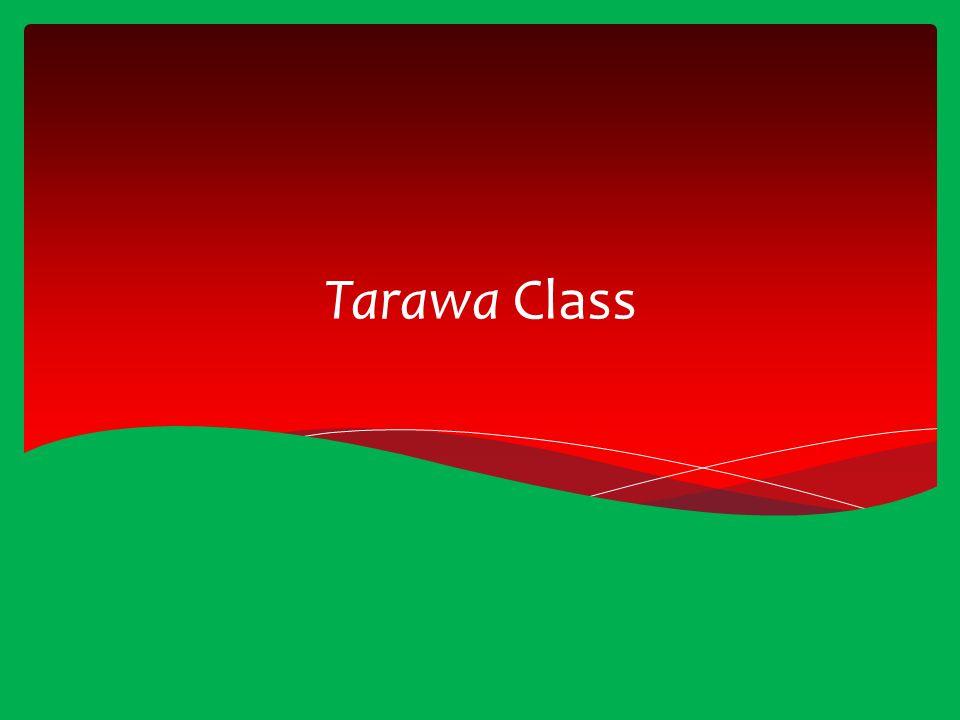 Tarawa Class