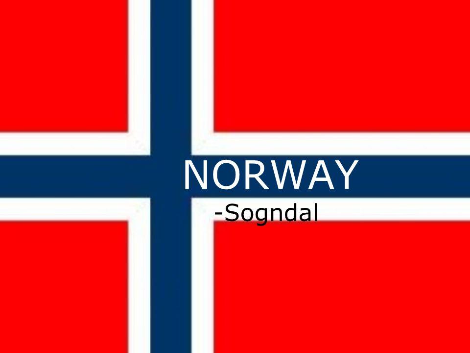 NORWAY -Sogndal