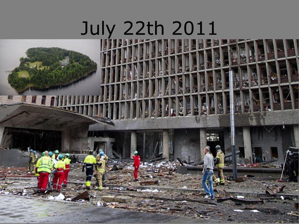 July 22th 2011