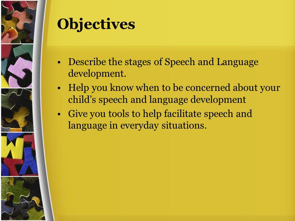 The 5 areas of Typical Speech and language development Syntax Semantics Morphology Pragmatics Phonology
