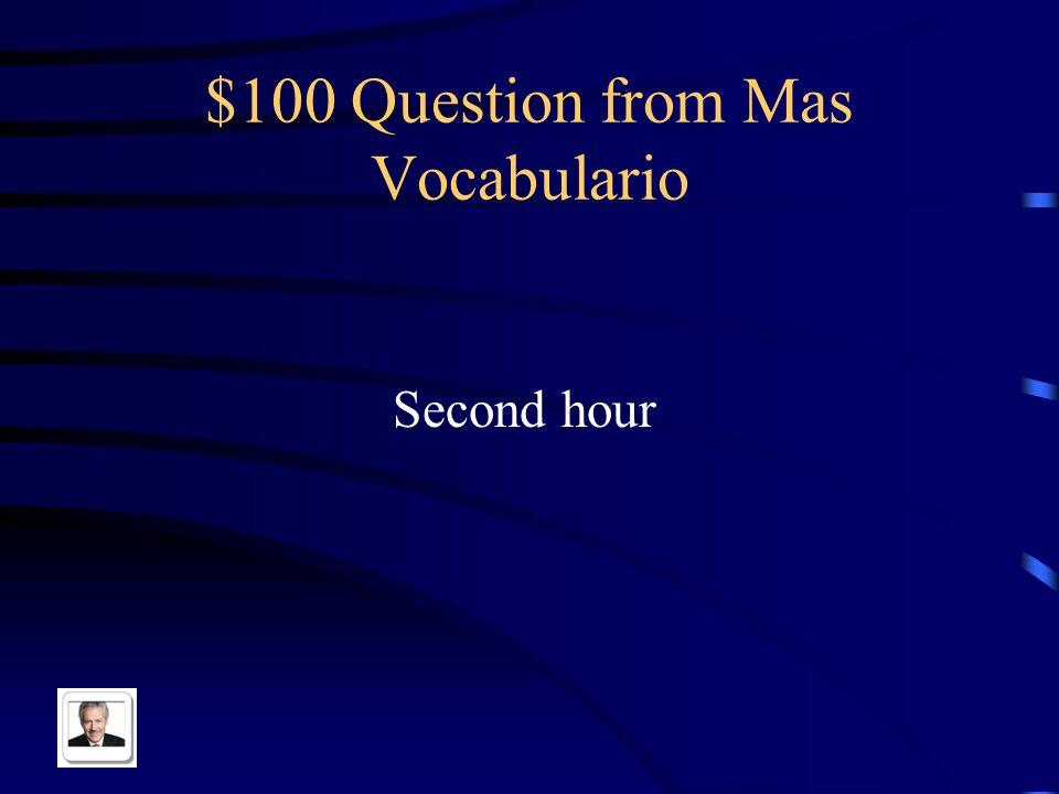 $500 Answer from AR Verbs (Tú) esquias, pero Alejandro y Nacho (ellos) nadan