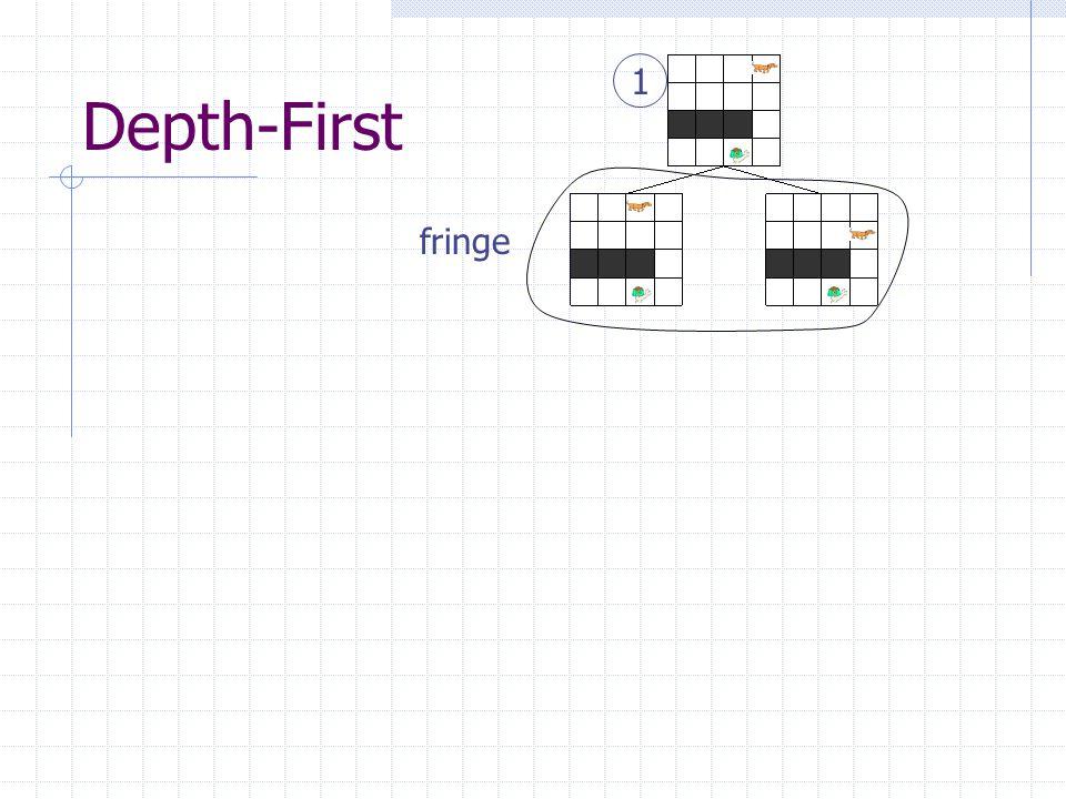 Depth-First 1 fringe