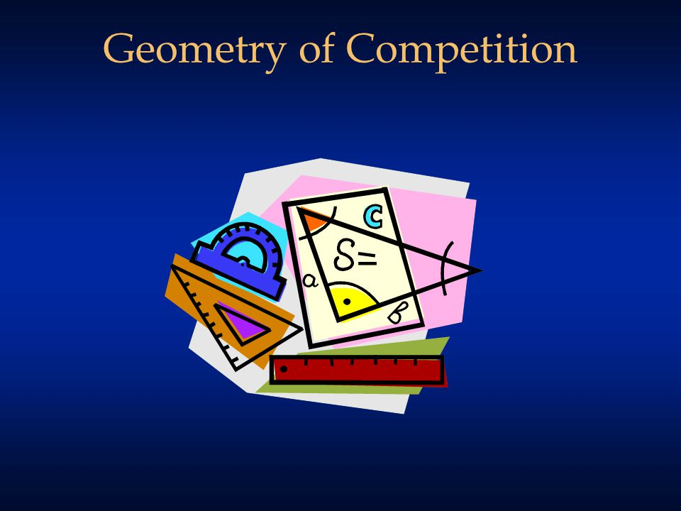 Geometry of Competition