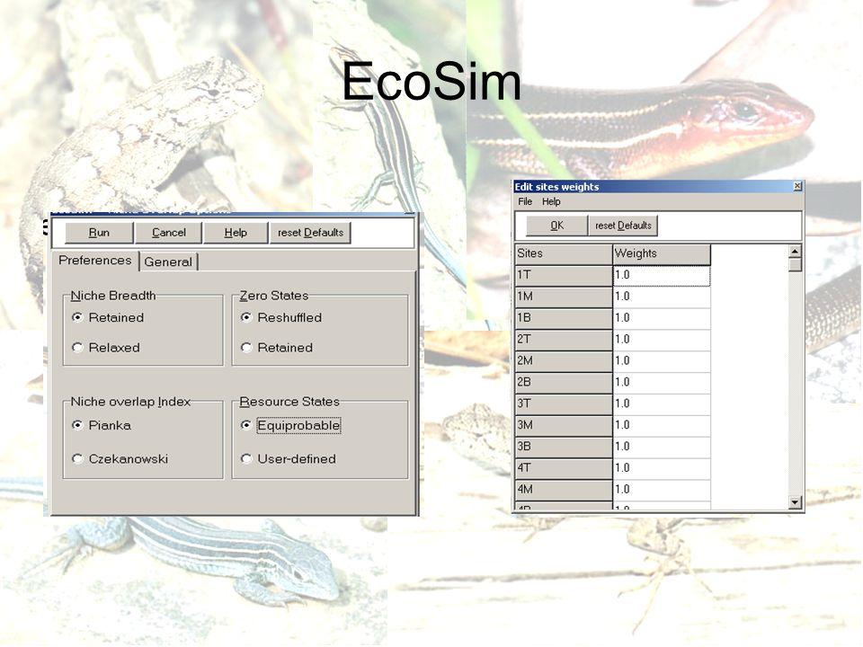 EcoSim
