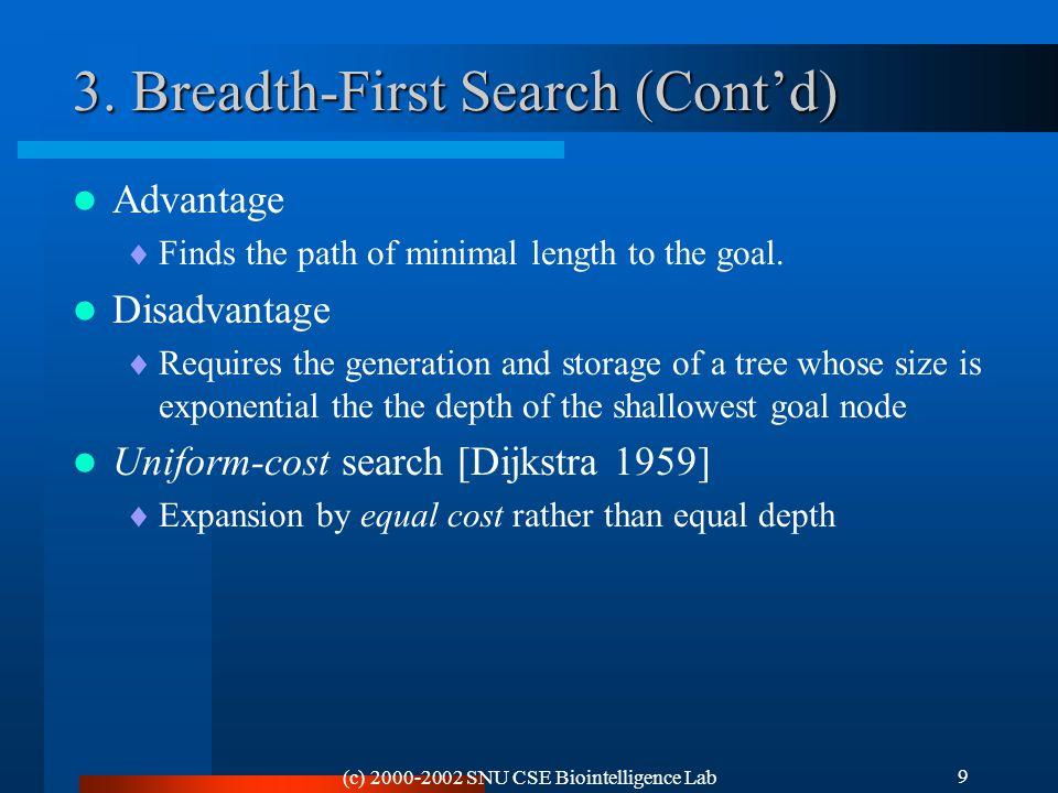 (c) 2000-2002 SNU CSE Biointelligence Lab 9 3.