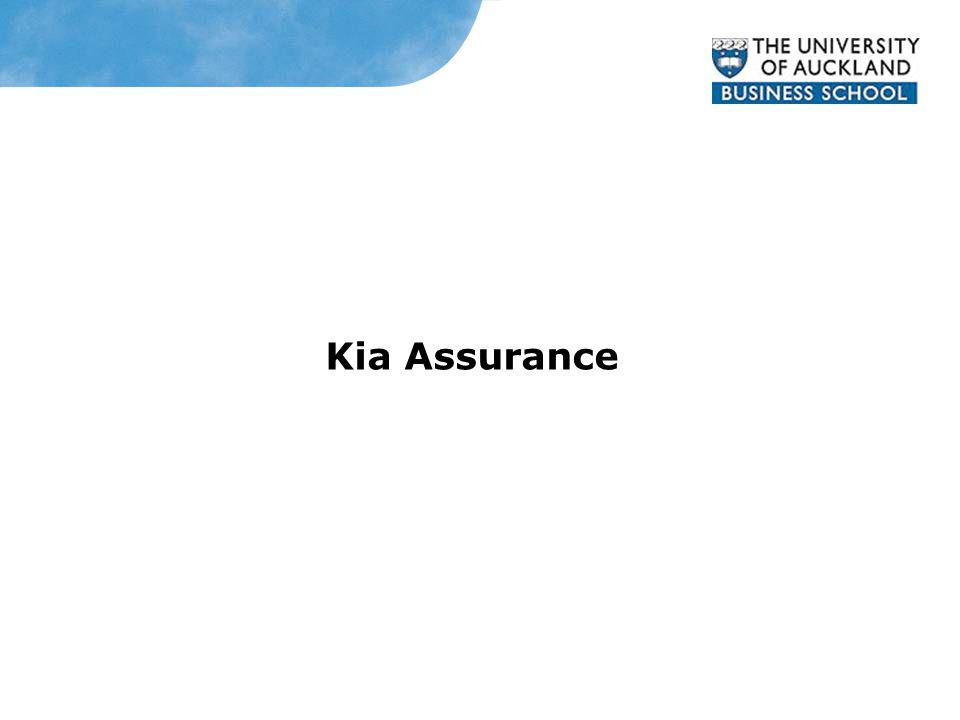Kia Assurance