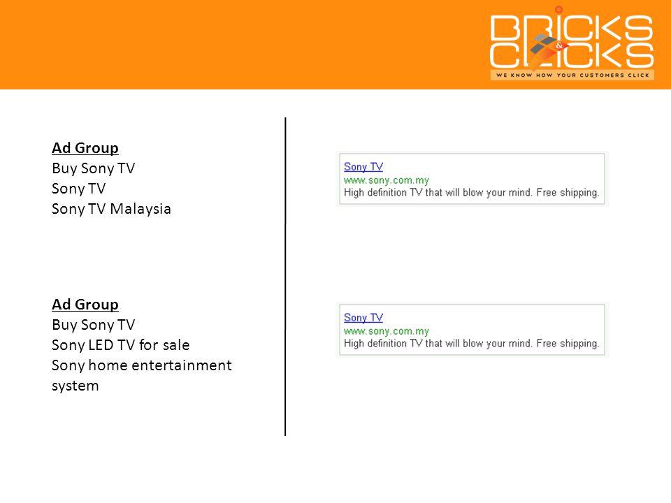 Ad Group Buy Sony TV Sony TV Sony TV Malaysia Ad Group Buy Sony TV Sony LED TV for sale Sony home entertainment system