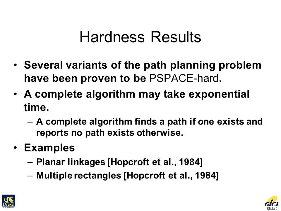 Slide 50 Algorithm Outline