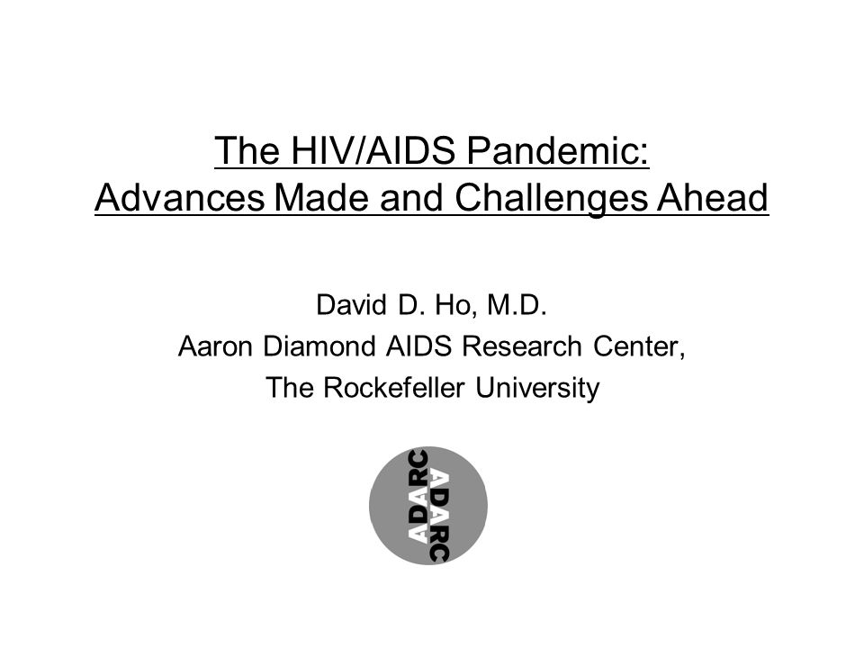 Los Angeles, 1981: tip of the iceberg – acquired immunodeficiency syndrome (AIDS) Common characteristics: gay men with marked depletion of CD4 T cells