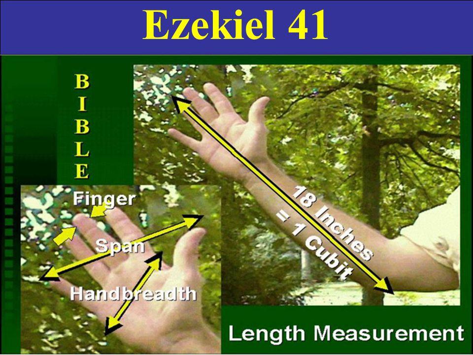 Ezekiel 41
