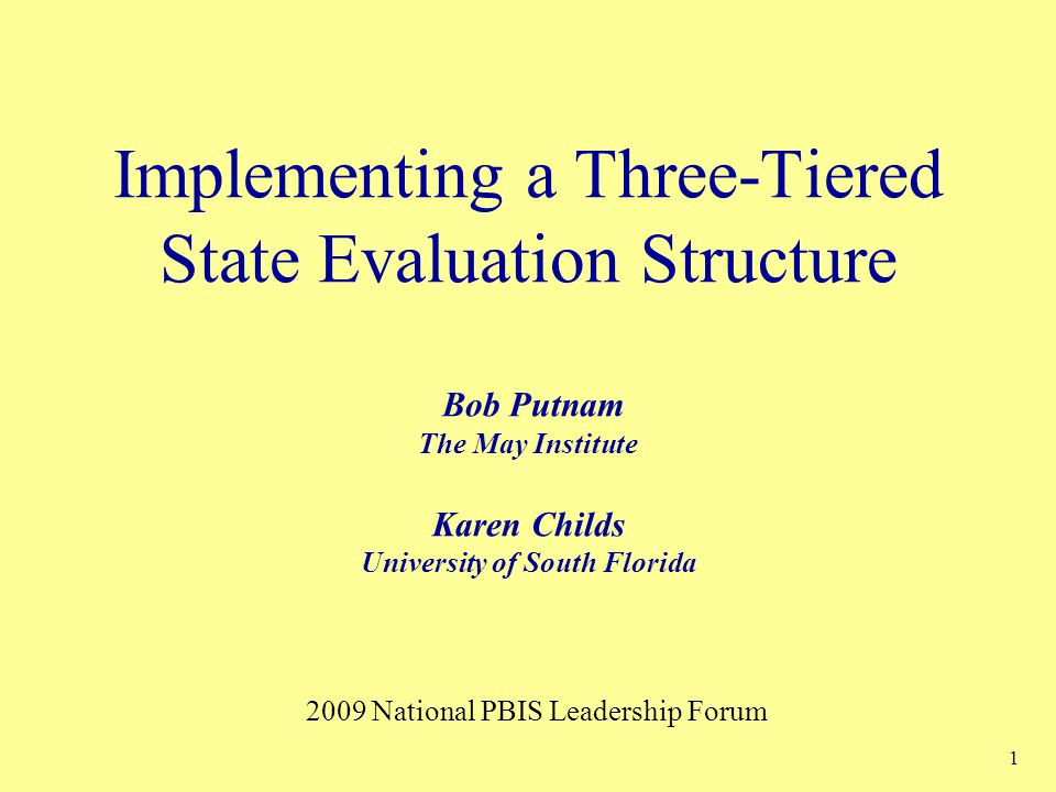 What extent is SWPBS associated with changes in student behavior? www.pbisillinois.org