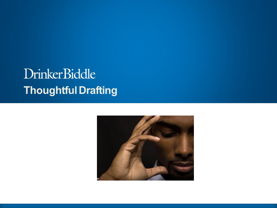 #3. Drafting Thoughtful Drafting
