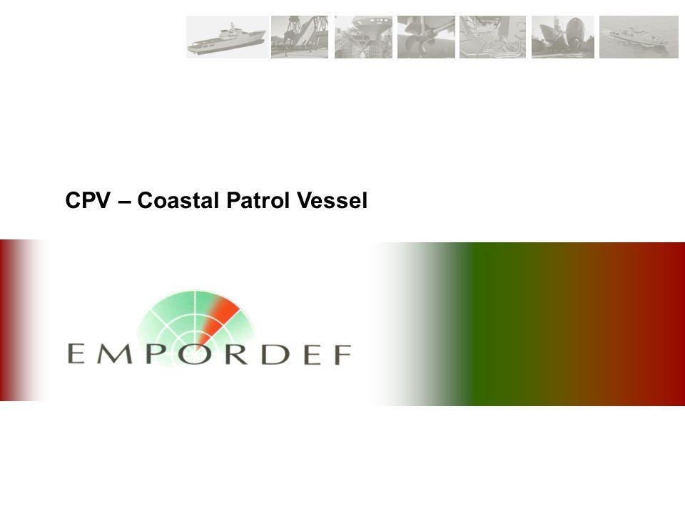 CPV – Coastal Patrol Vessel