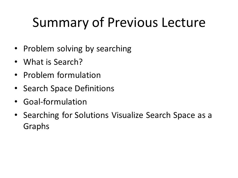 Search sequences of depth-first and breadth-first Breadth first: A, B, C, … Depth first: 1, 2, 3, …