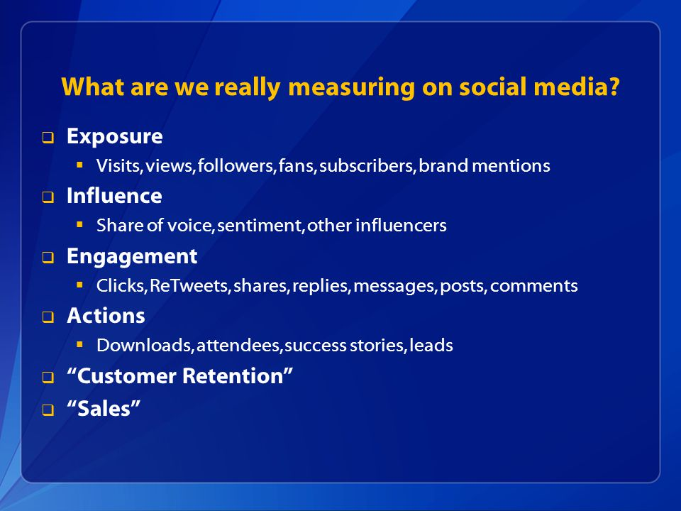 What are we really measuring on social media.