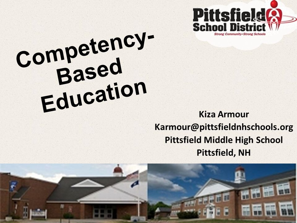 What is Competency-Based Education.