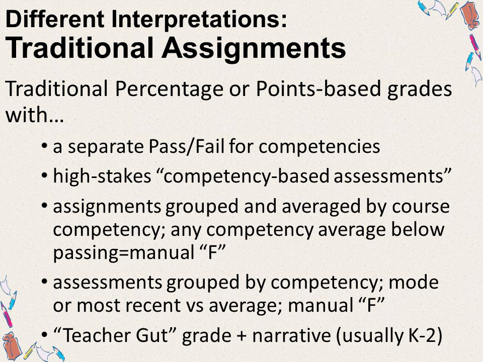 Assessing Competence .