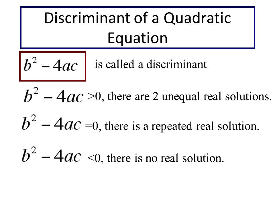 Reducing to Quadratic form x 4 − 16x 2 − 225 = 0 x 2 = t t 2 – 16t – 225 = 0