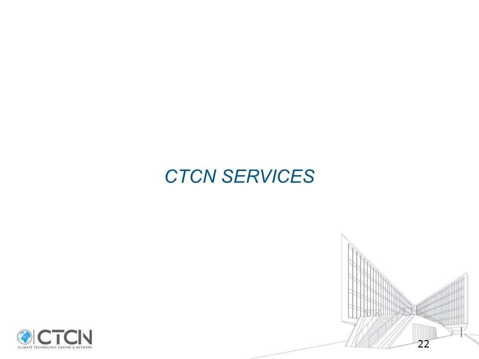 CTCN SERVICES 22