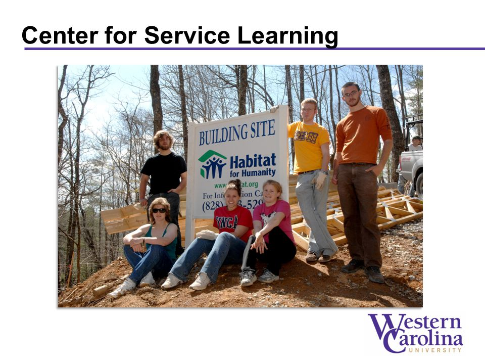Center for Service Learning