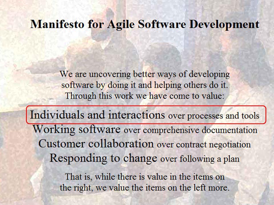 [extra] Agile processes