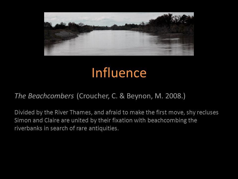 Influence The Beachcombers (Croucher, C. & Beynon, M.