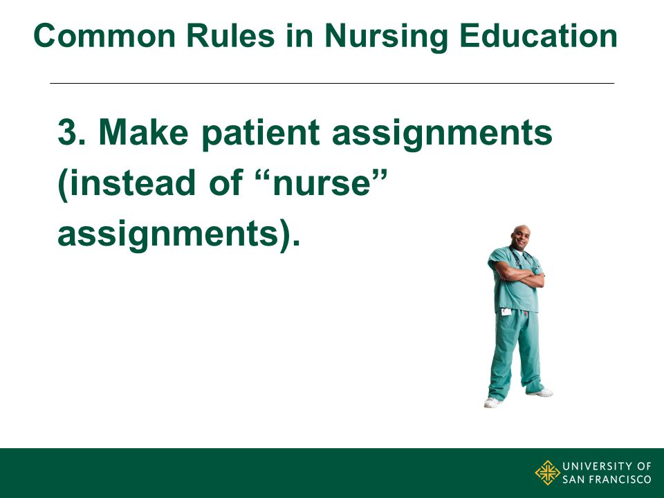 USF Lessons Learned BSN collaborative with VA to prepare the nurse of the future.