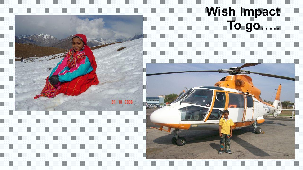 Wish Impact To go…..