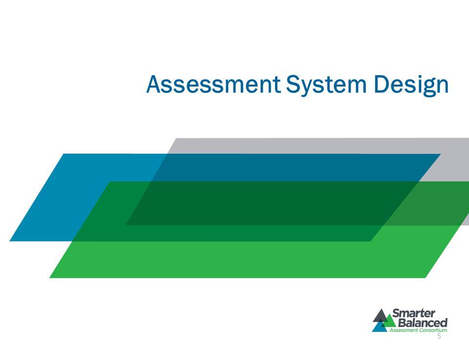 Assessment System Design 5