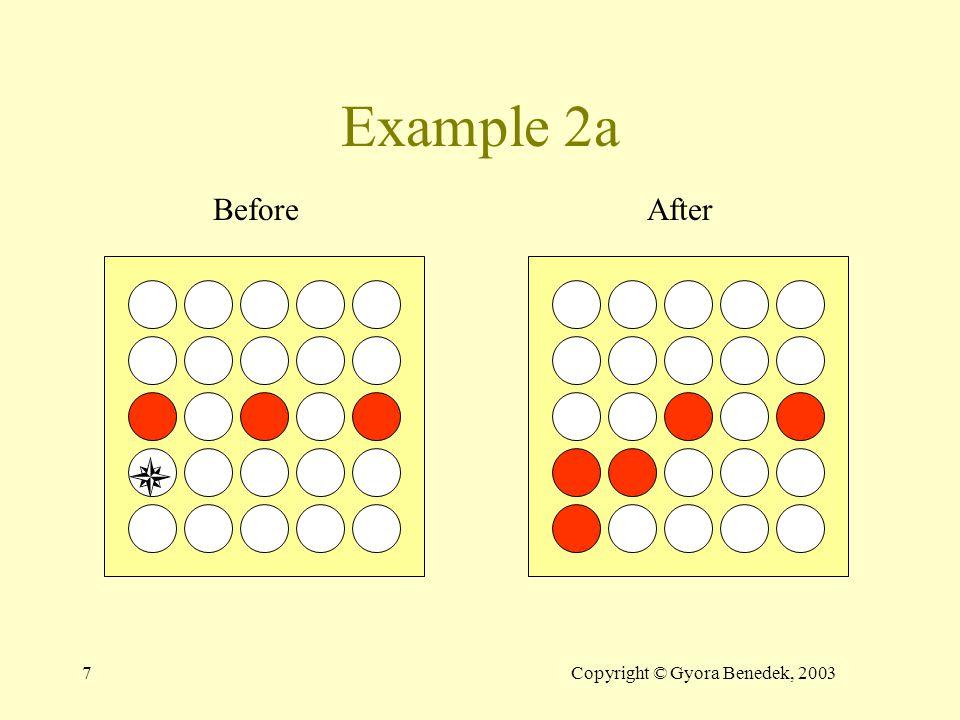 47Copyright © Gyora Benedek, 2003 BFS demo 0 11 22 Open T AB CD E F C,2 D,2 @For P1=B L=1