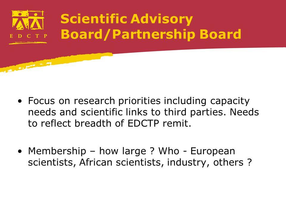 Secretariat Accountable through Executive Director to GA Presence in Africa and Europe.