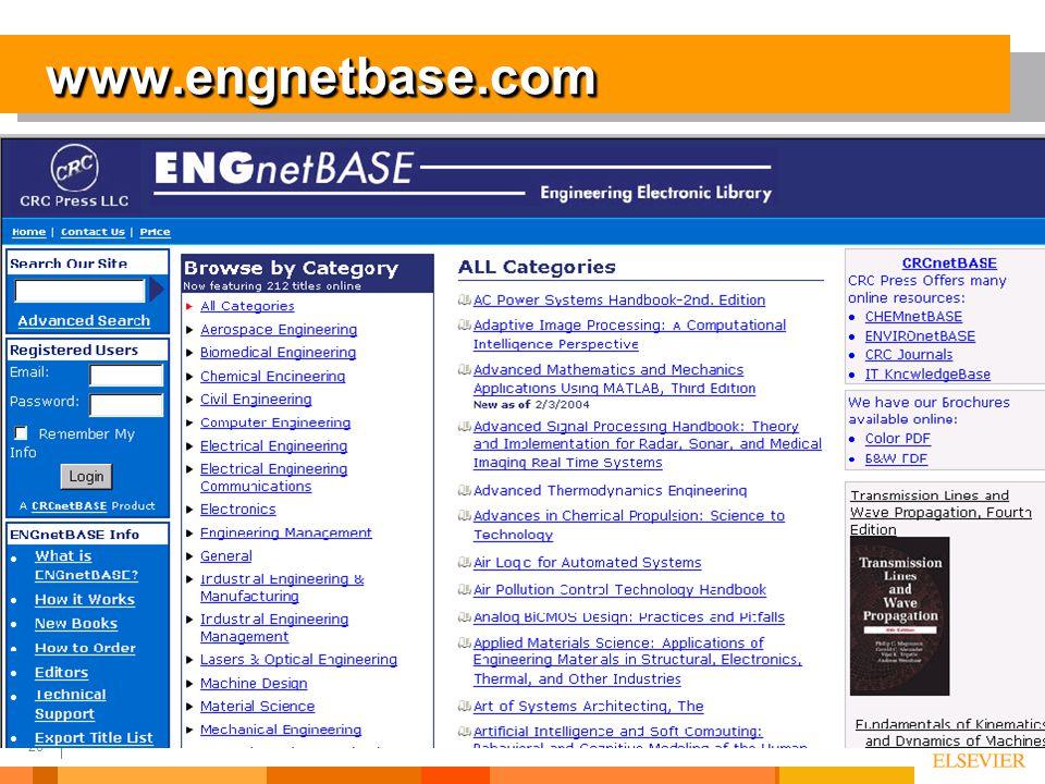 28 www.engnetbase.comwww.engnetbase.com